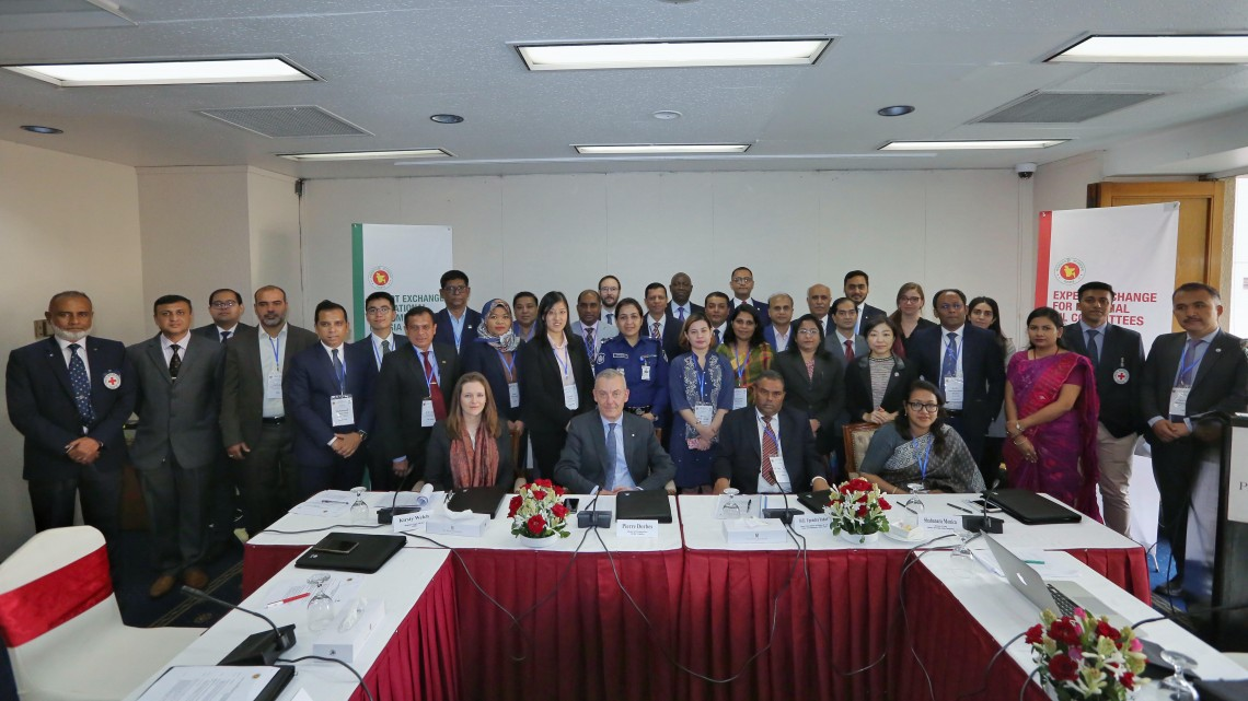 Bangladesh: Regional experts mull over challenges in IHL implementation