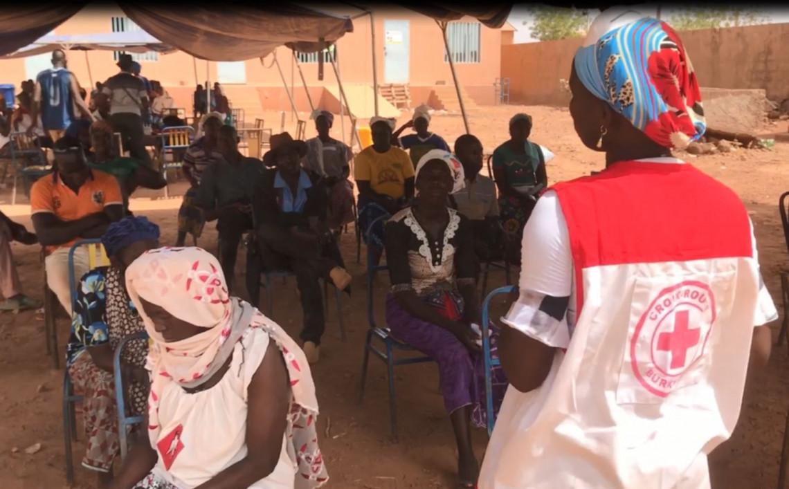 Dans la région du Nord, le CICR a distribué en plus des vivres, de la farine enrichie à près 7300 ménages, pour prévenir la malnutrition. CICR