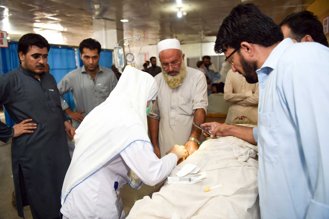 Pakistan: Report addresses violence against health care in Peshawar
