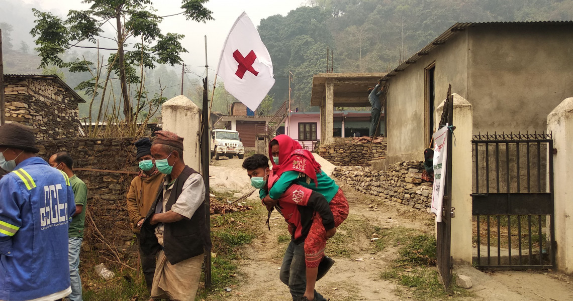 Nepal: Over 650 people benefit from disability screening camps in remote areas