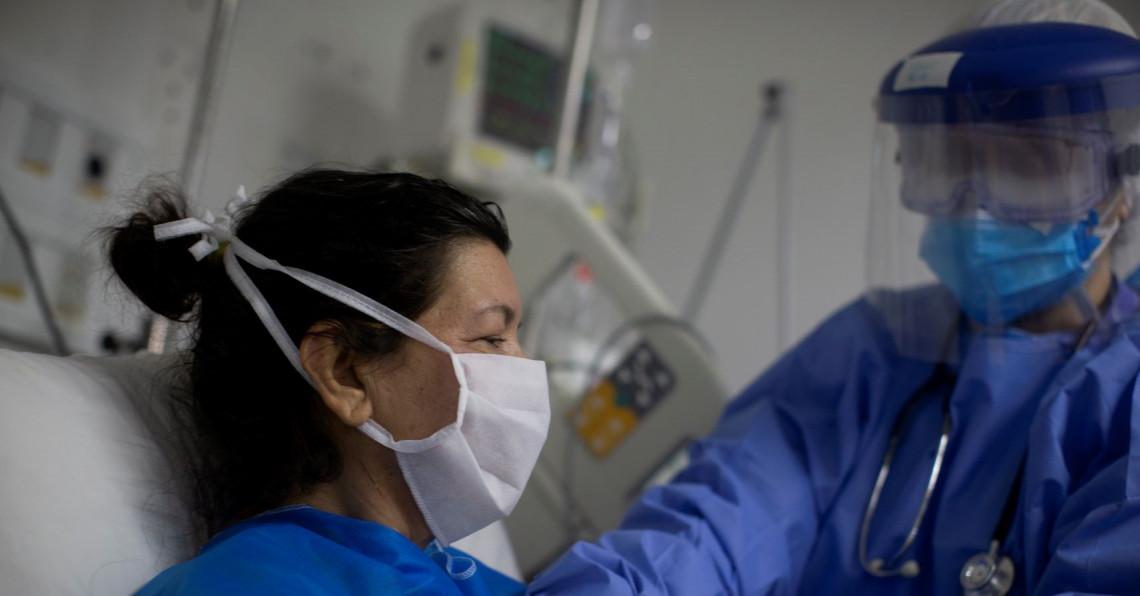 Em meio a novo pico de Covid-19, CICV reúne profissionais de saúde em roda de conversa sobre bastidores da linha de frente