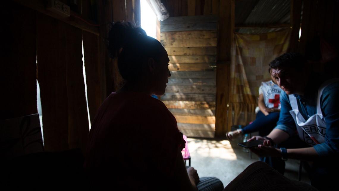 Honduras: The displaced