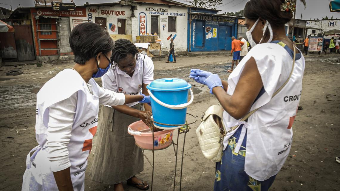 RDCongo : notre riposte Covid-19 de juillet à septembre 2020