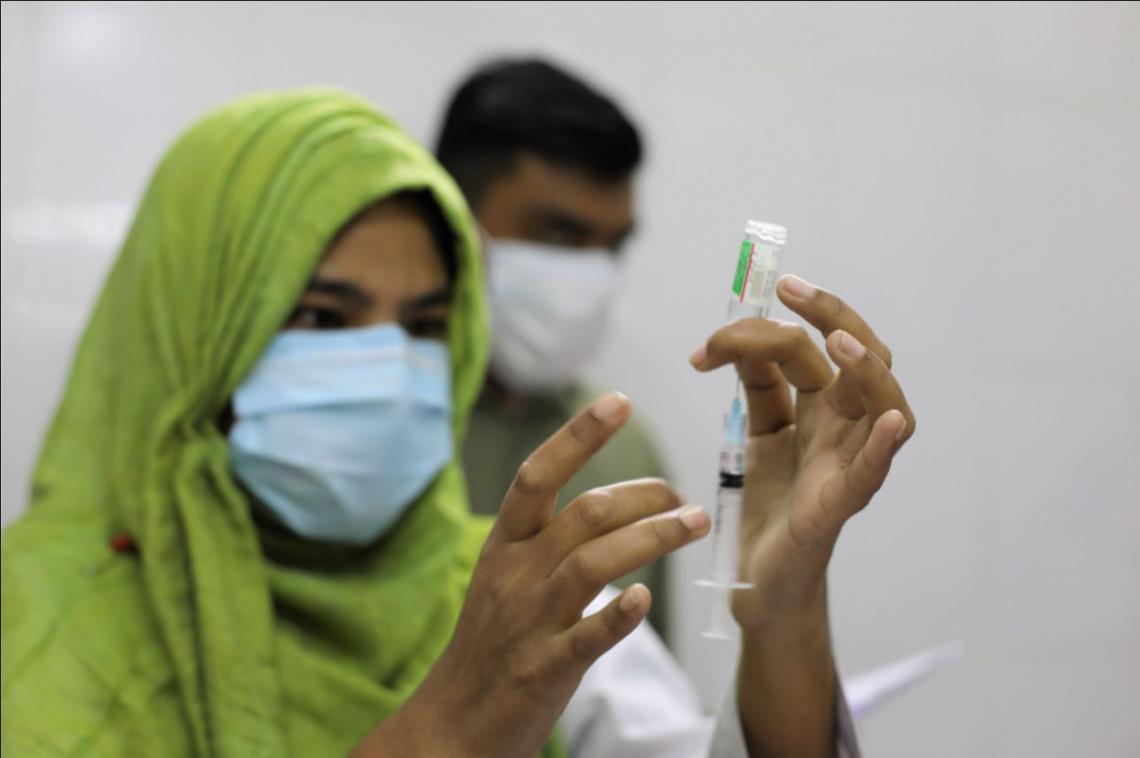 Cruz Roja y Media Luna Roja: necesitamos nuevas medidas extraordinarias para aumentar el acceso a las vacunas contra la COVID-19 y las necesitamos ya