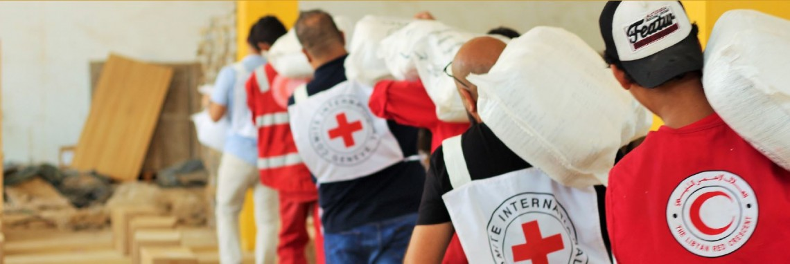 ICRC activities in Libya 2019