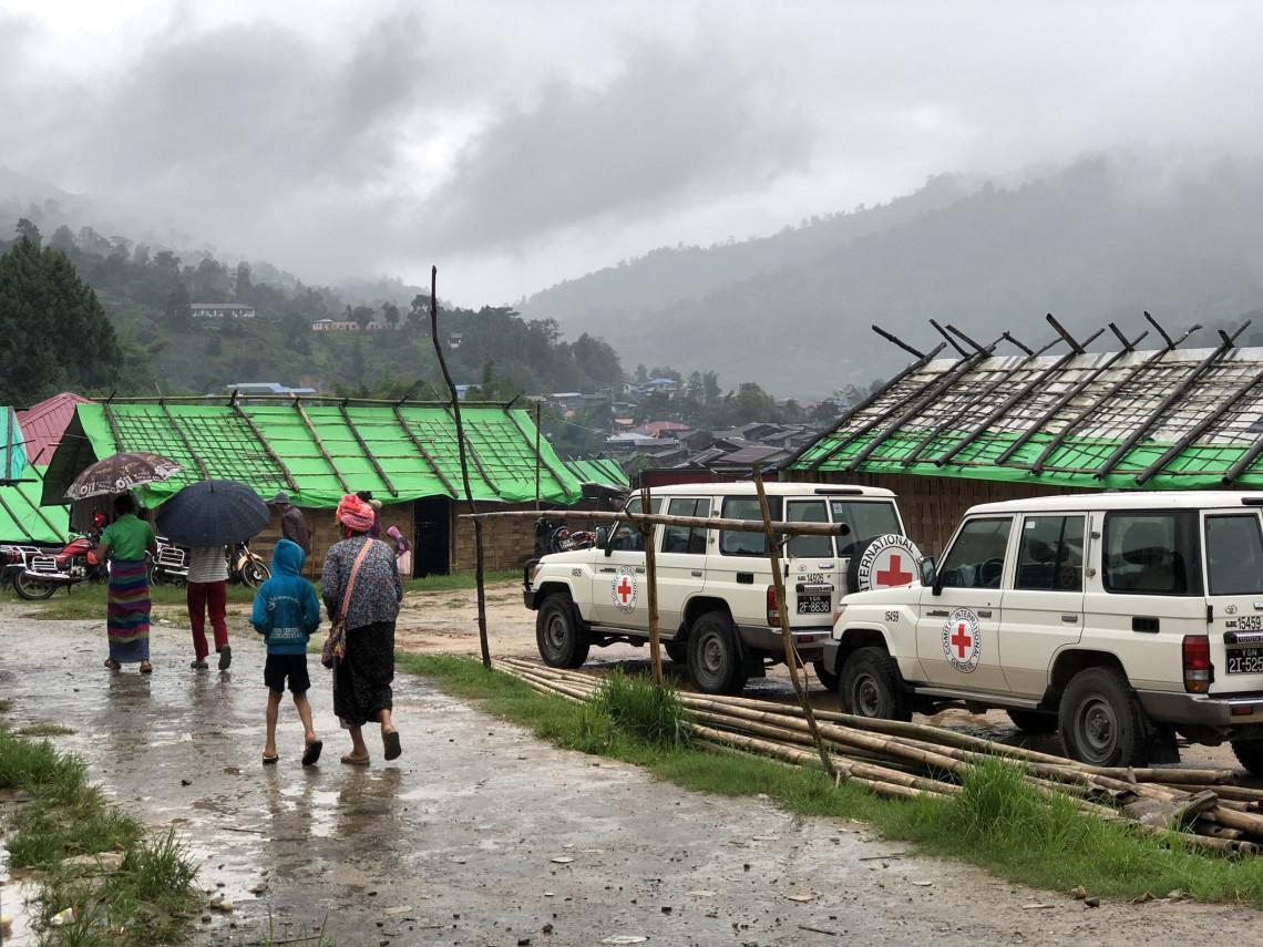 Saving lives internally displaced camps COVID-19