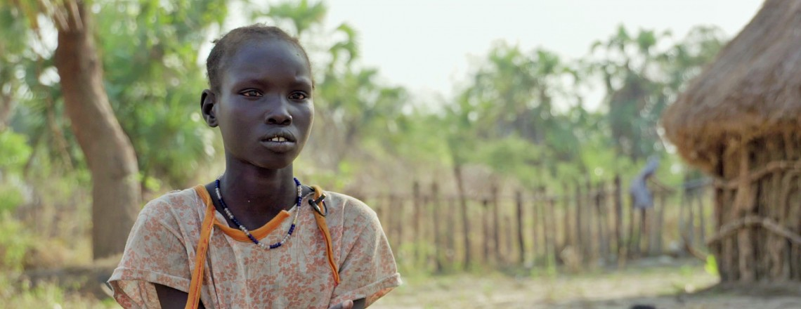礼物和玩具:在南苏丹的战争阴影下长大