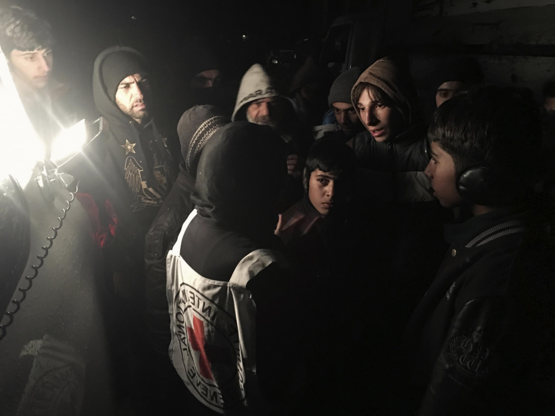 اللجنة الدولية: ملايين الشباب السوريين تكبدوا تكاليف باهظة خلال