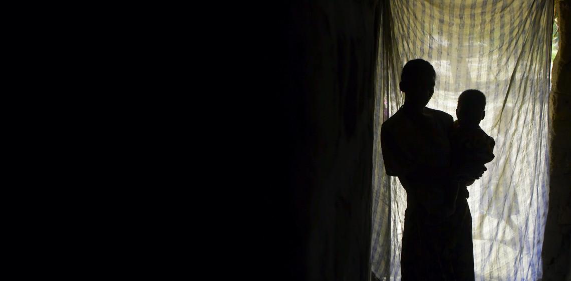 """为何性暴力成为""""影子""""疫情"""
