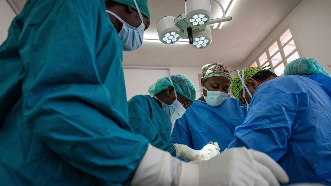 RD Congo : afflux inquiétant de blessés par arme dans les hôpitaux de Beni et Goma