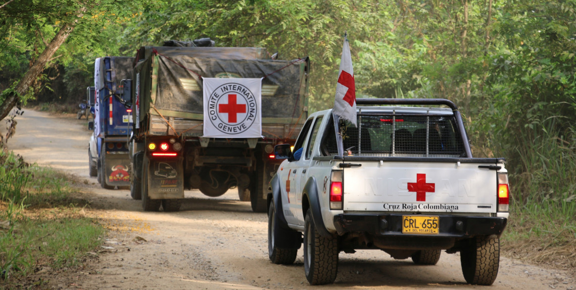 The ICRC in Colombia