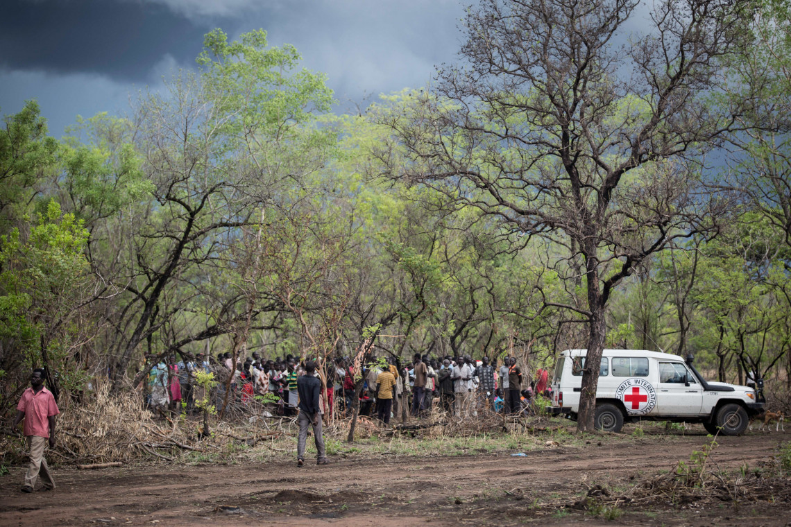 Millions of people across the country do not have access to basic health services. Florian Seriex/ICRC