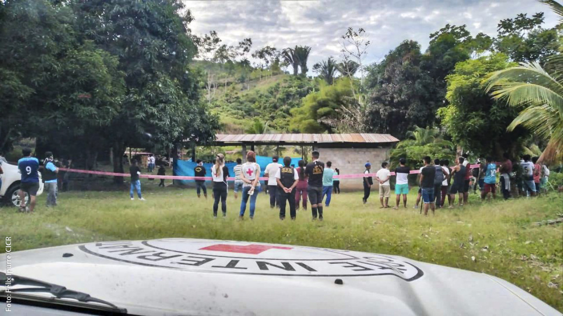Peru: The ICRC's efforts to help victims of violence in the VRAEM