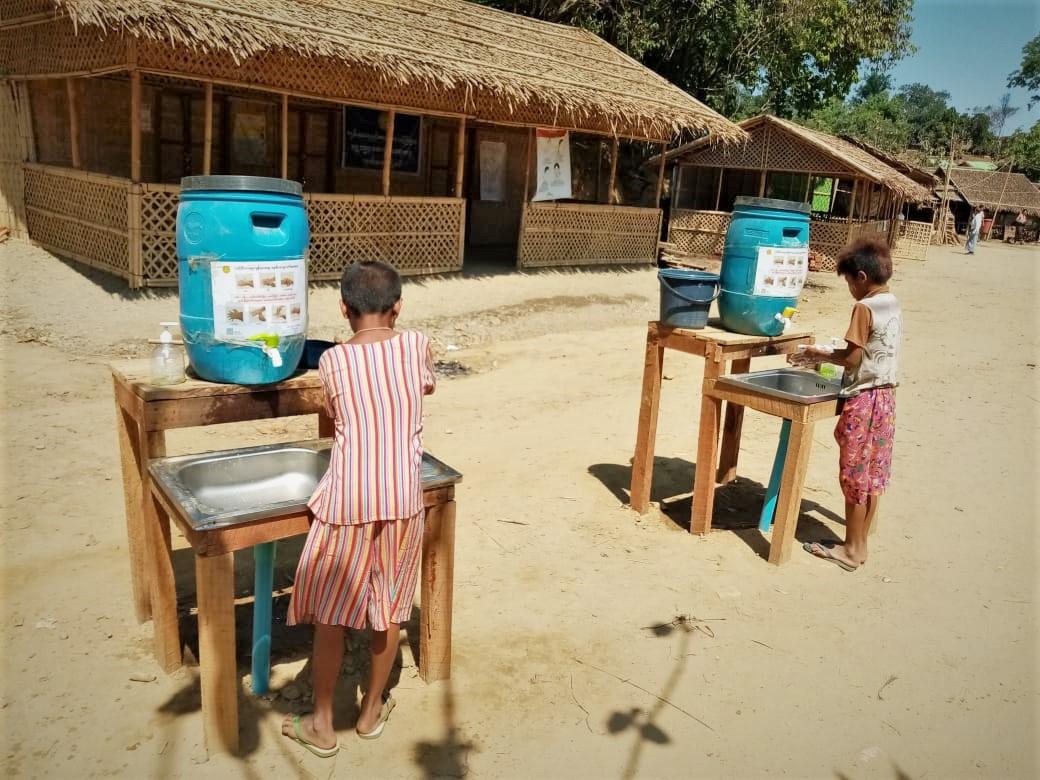 Myanmar: Humanitarian action and COVID-19 response in Rakhine