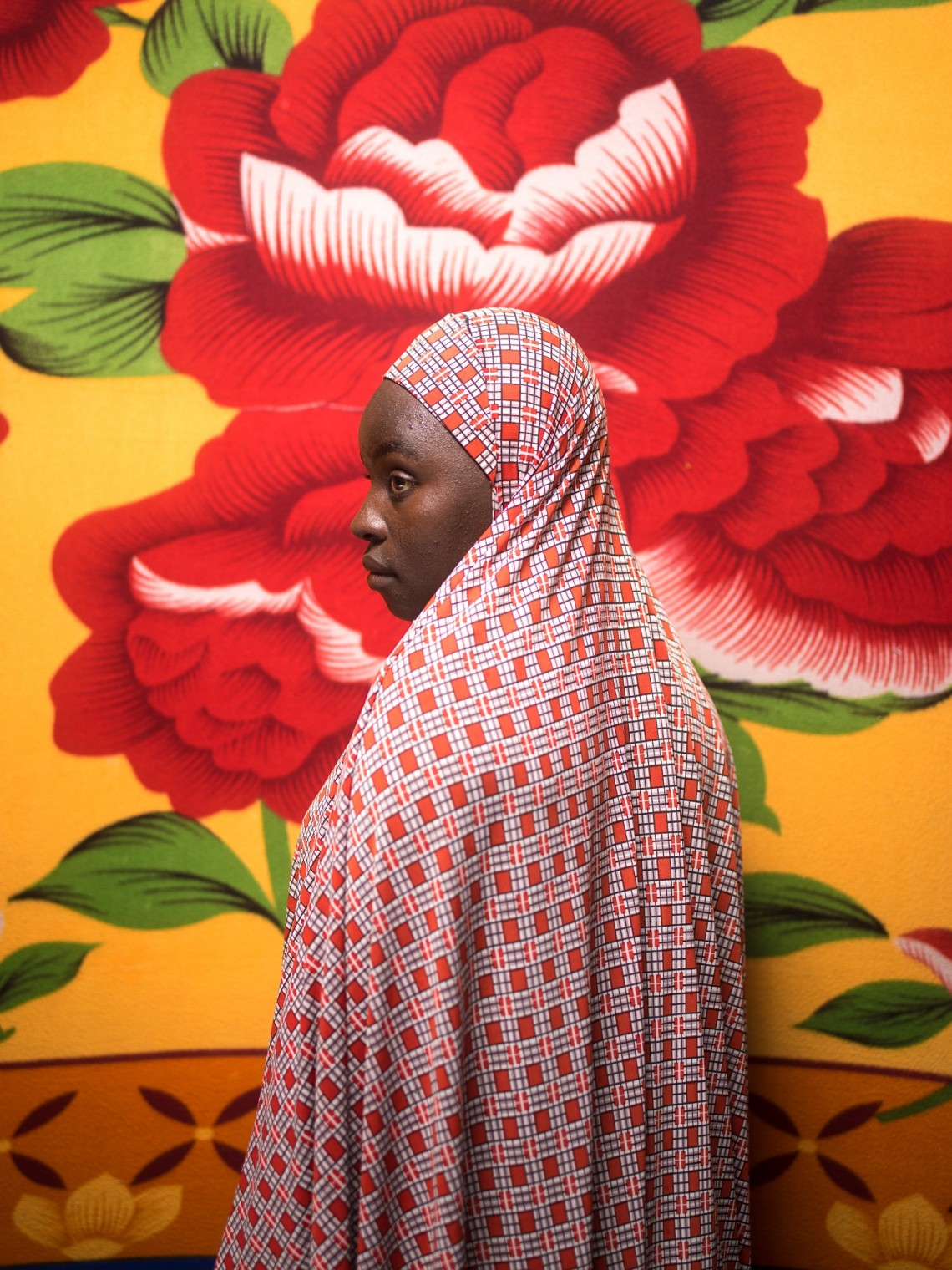 Fatima, 17 years old, Maiduguri, Nigeria.