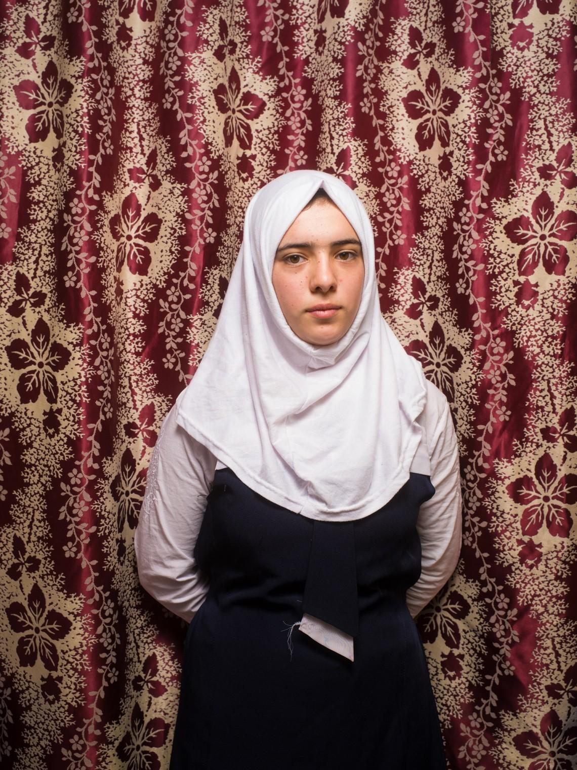 Rana Khalid, 16 ans, Irak.