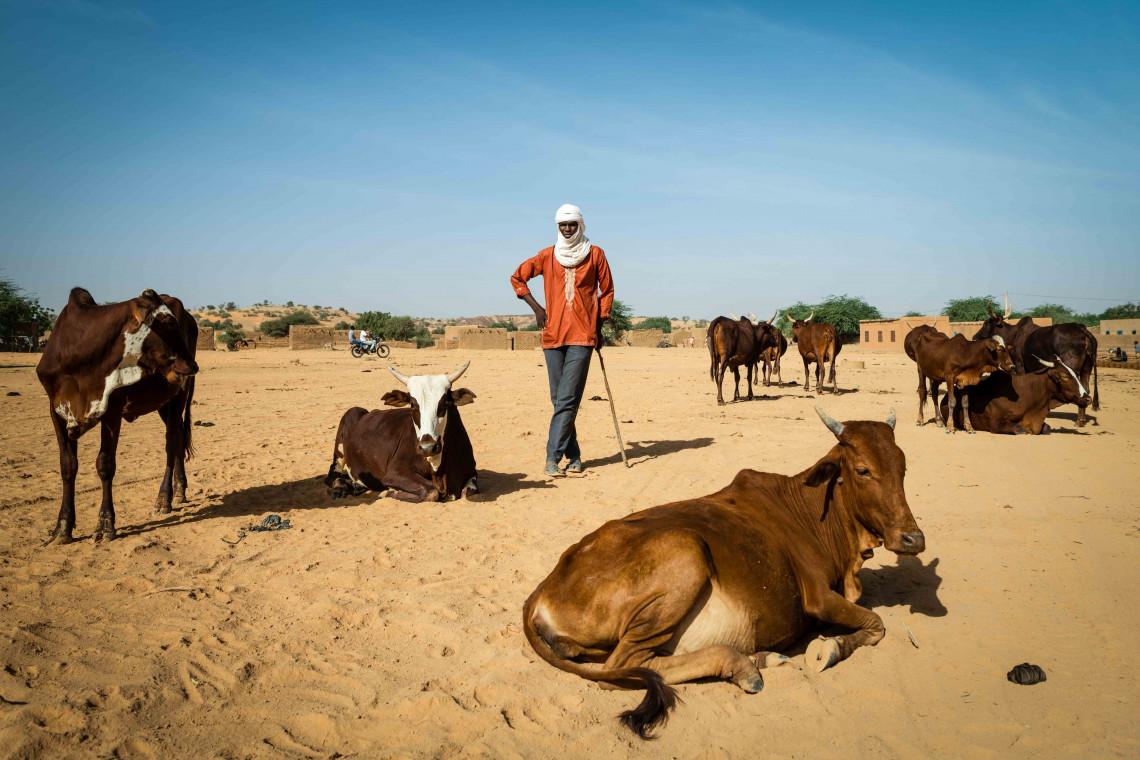 La recherche d'eau peut conduire à des tensions entre différentes communautés.