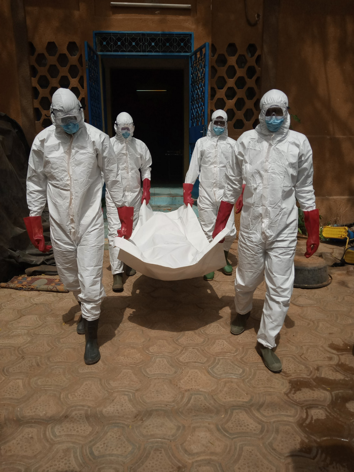 Managing dead bodies during the COVID-19 pandemic, Niger