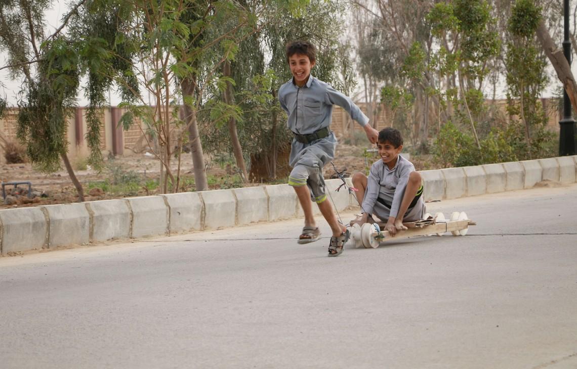 CC BY-NC-ND / ICRC / Abdallah Al Jaradi