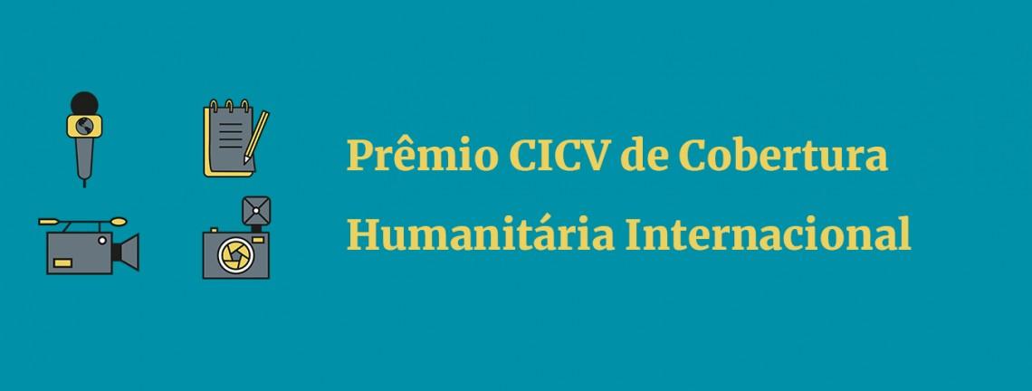 Prêmio CICV de Cobertura Humanitária Internacional 2019