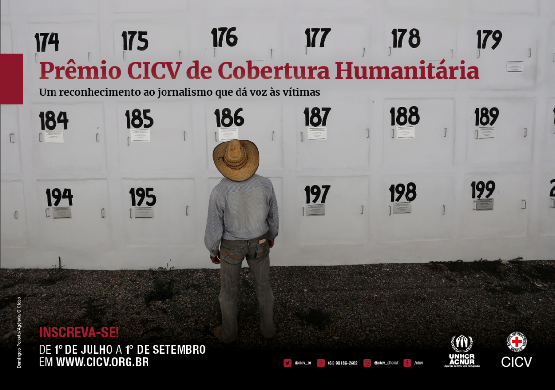 Prêmio CICV de Cobertura Humanitária 2020