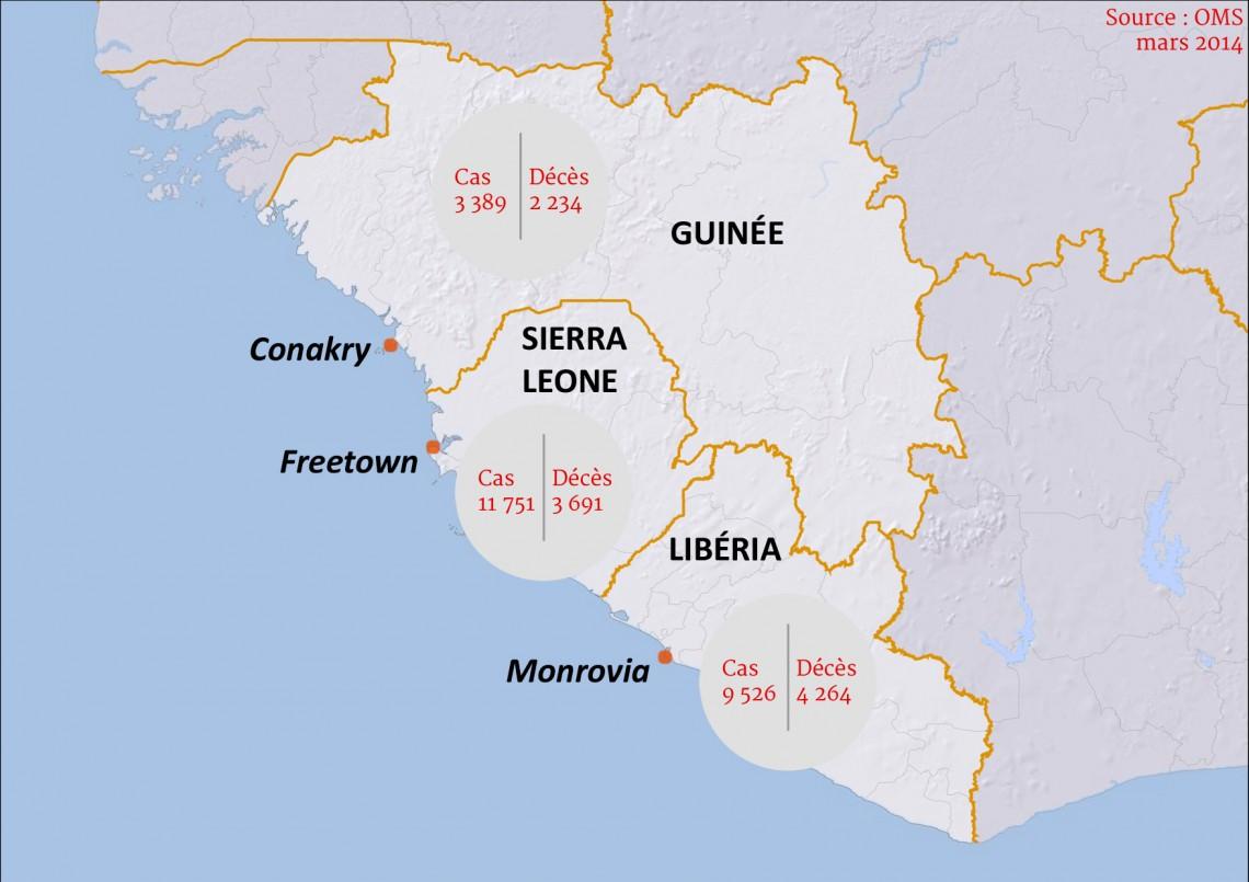 Ebola : victimes, stigmatisation et peur