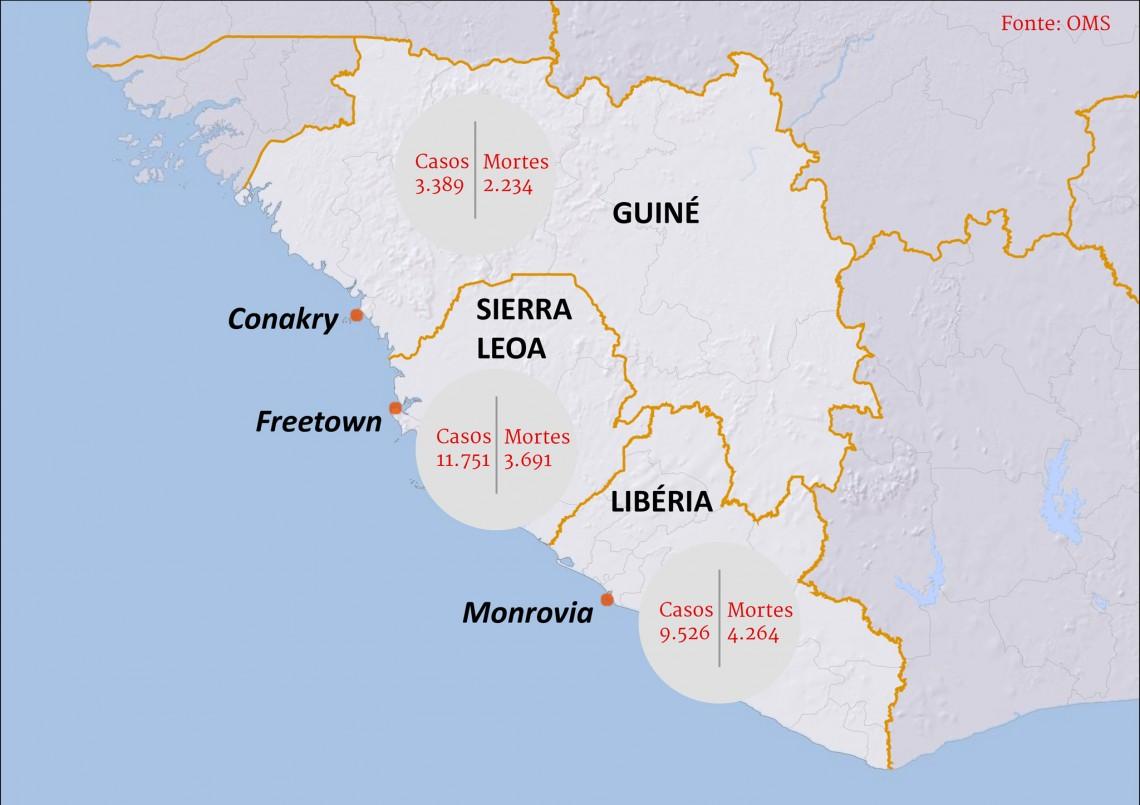 Ebola: vítimas, estigma e medo