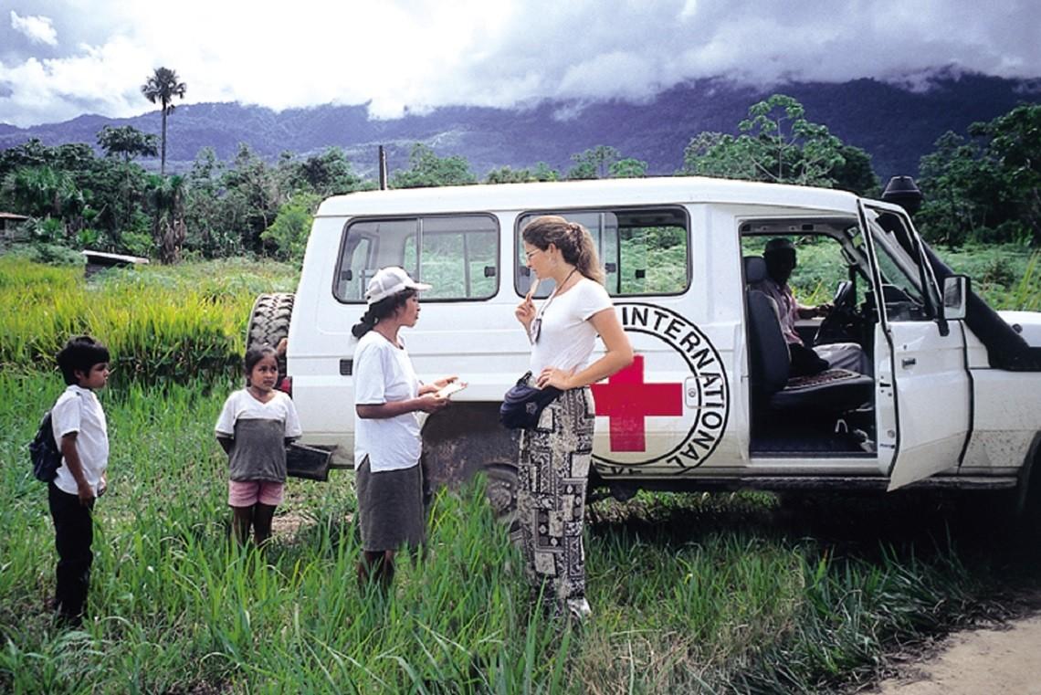 Dia Internacional da Mulher: Brasil no coração do trabalho humanitário
