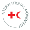 Logo of the International Red Cross and Red Crescent Movement