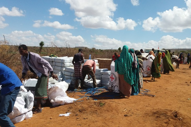 Ethiopia: ICRC returns to Somali region after 11 years, distributes