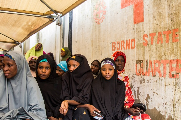 Maiduguri, Nigeria. More than 7,000 women registered with the Christian and Muslim Widows Association lost their husbands to the conflict between Boko Haram and the Nigerian Army.