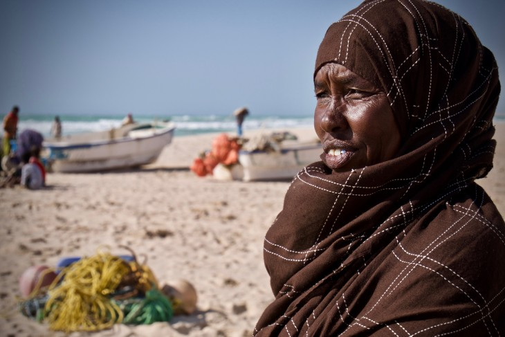Somalia: Coastal towns fishing trade sees boost from boat