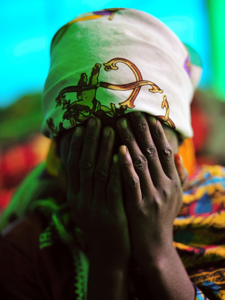 Sexual violence in South Sudan.