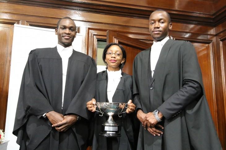 Zimbabwe: University of Zimbabwe wins 2018 National IHL Moot