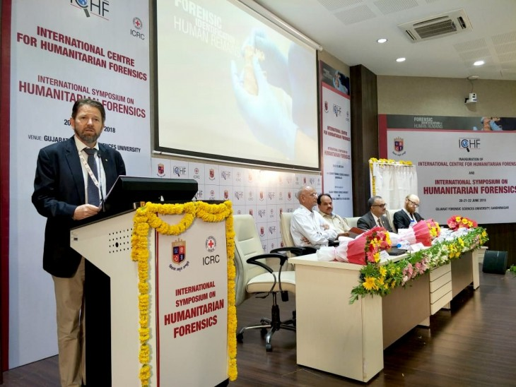 Jeremy England, Head of the Regional Delegation, ICRC New Delhi