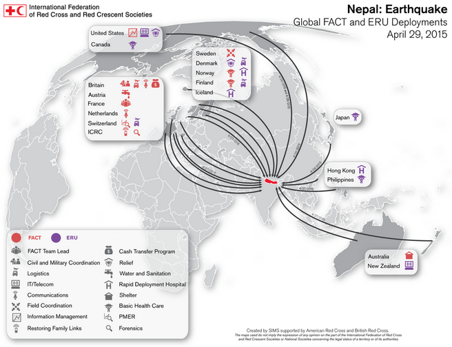Support Earthquake Relief In Nepal >> Nepal Earthquake Red Cross Steps Up Emergency Response